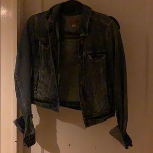 American Eagle light denim jacket